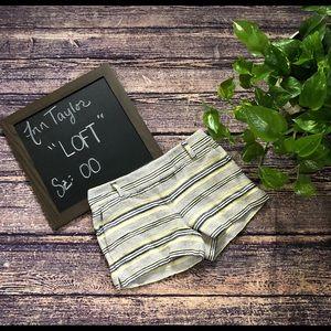 🌀Ann Taylor LOFT | Knit Shorts